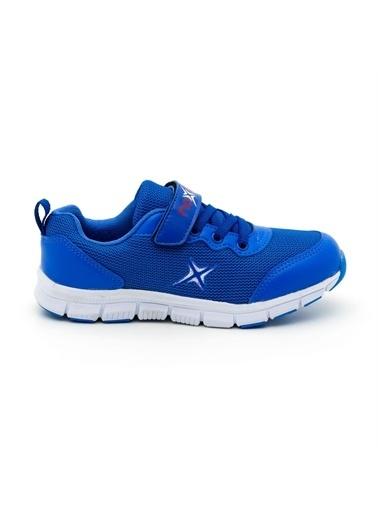 Noxis Noxis April Mavi Günlük Erkek Çocuk Yürüyüş ve Spor Ayakkabısı Mavi